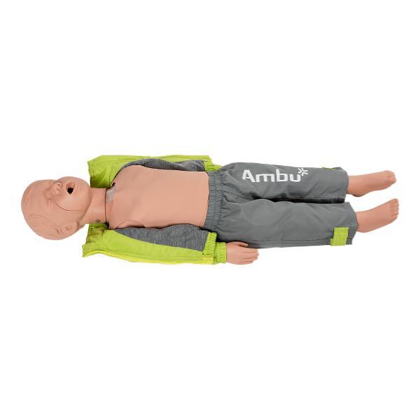 Ambu Baby Longzakjes BHV, EHBO en AED en Reanimatie